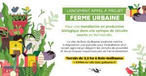 Une étude sur la sensibilité à la bio des agriculteurs de Le Havre Seine Métropole